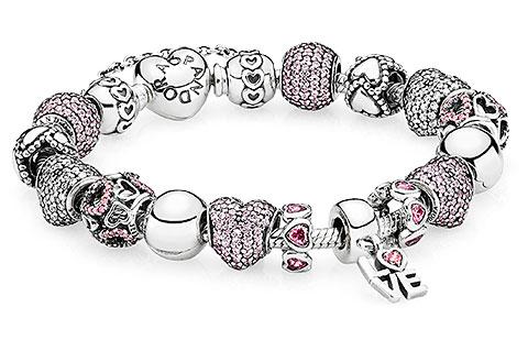 pandora - Pandora Valentines Bracelet