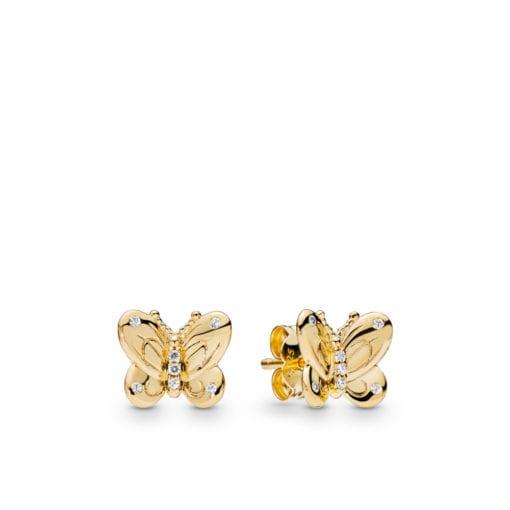 Decorative Butterflies Earrings